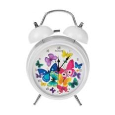 Настольные часы Разноцветные бабочки