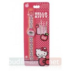 Наручные детские часы Hello Kitty, фуксия
