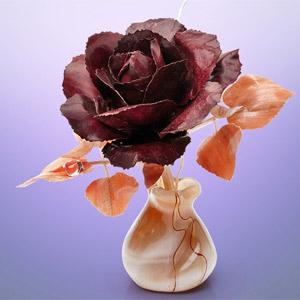 Сувенир «Вечерняя роза»