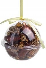 Набор елочных шаров Шишки