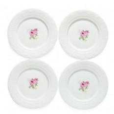 Набор тарелок Уютный Дом - Розы