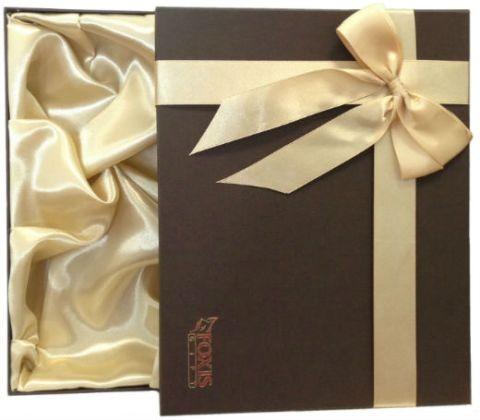 Подарочная коробка для визитниц