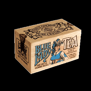 Чай черный Blue Lady