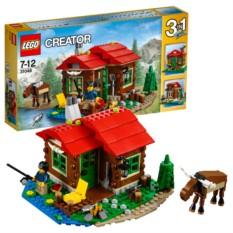 Конструктор Lego Creator Домик на берегу озера