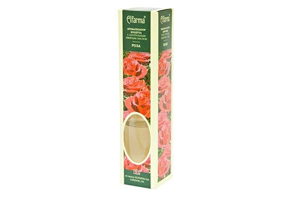 Тросниковый ароматизатор воздуха Роза