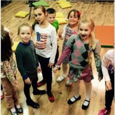 Сертификат Актерское мастерство для детей (4 занятия)