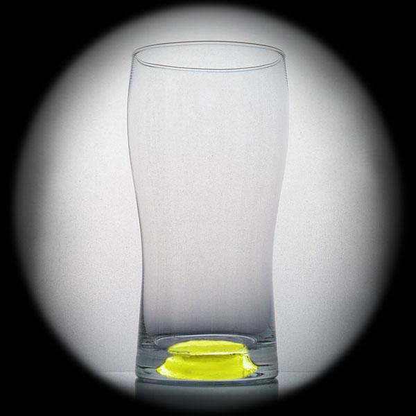 Бокал желтый GS Beer
