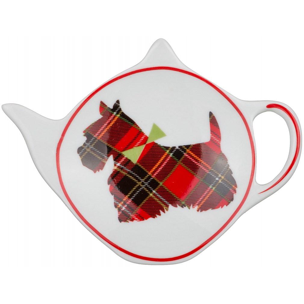Подставка для чайного пакетика Скотти