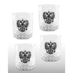 Подарочный набор стаканов для виски Возрождение