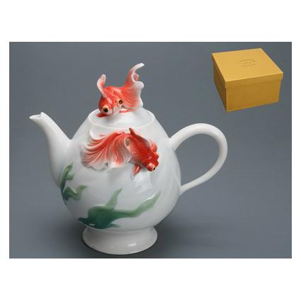 Чайник «Золотая рыбка»