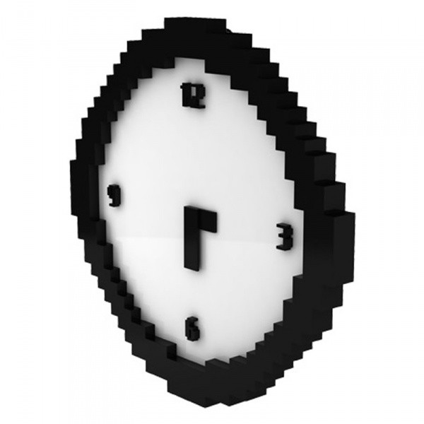 Настенные часы Pixel