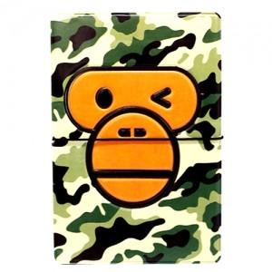 Обложка для паспорта Monkey