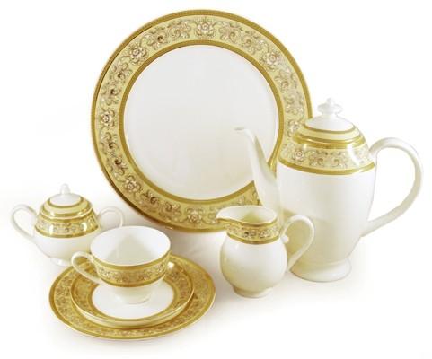 Чайный сервиз на 12 персон Emerald Престиж