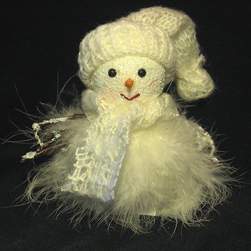 Фигурка Снеговик
