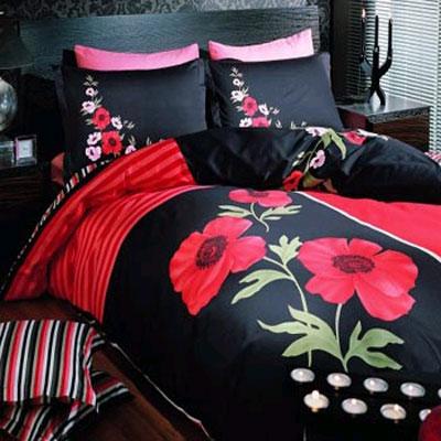 Комплект постельного белья DECO red TAC