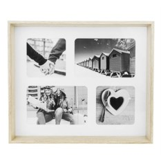 Рамка для 4 фото Домашний уют