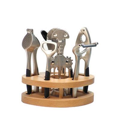 Набор кухонный «Шеф-повар» (6 предметов)