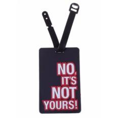 Бирка для багажа Это не ваше