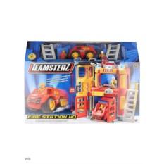 Игровой набор HTI Большая пожарная станция