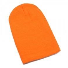 Шапка Flap (оранжевая)