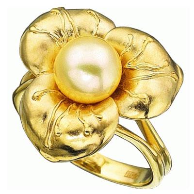 Кольцо «Соцветие»