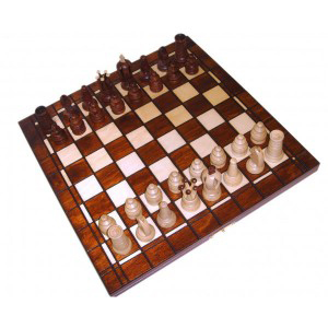 Шахматы деревянные 31х31см «Королевские»