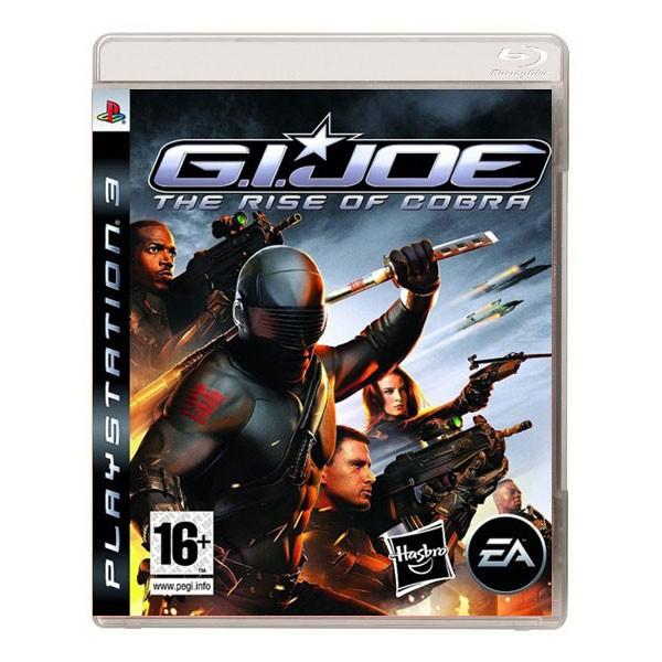 Игра G.I. Joe: The Rise Of Cobra (PS3)