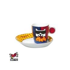 Кофейная пара La Cat от Britto Goebel
