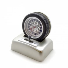 Часы-будильник Колесо