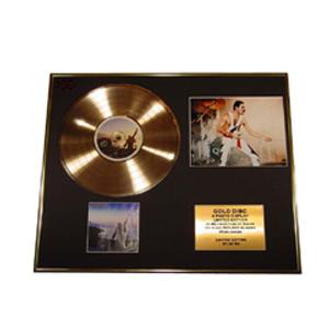 Виниловый диск QUEEN Gold disc