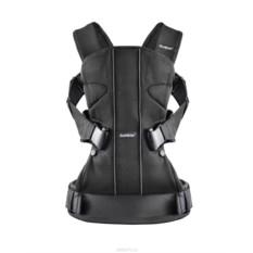 Черный рюкзак-кенгуру One Mesh
