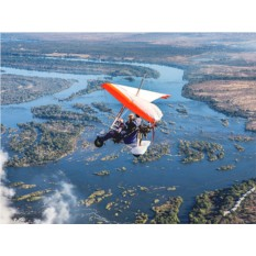 Полет на паралёте или дельталёте (15 минут)
