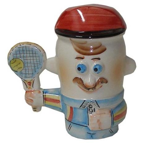 Кружка «Теннисист»