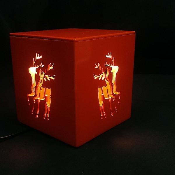 Настольный светильник Олени