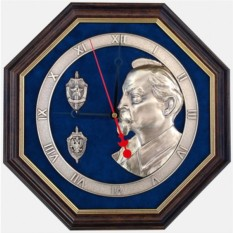 Настенные часы Феликс Дзержинский