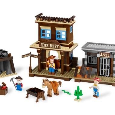 Lego Toy Story «Облава Вуди»