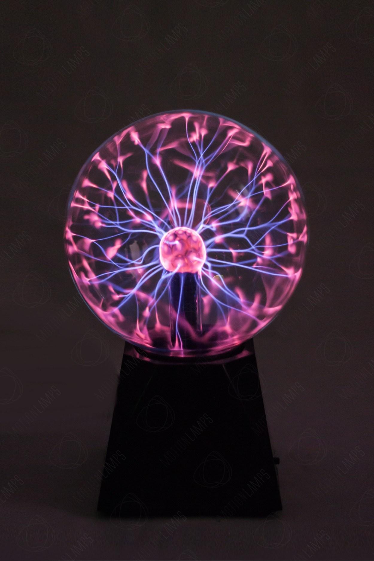 Электрический плазменный шар (D - 15см)