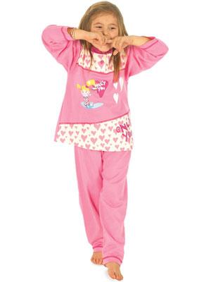 Комплект детской одежды для дома