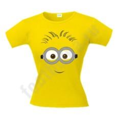 Женская футболка С Миньоном