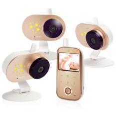 Видеоняня Ramili baby с тремя камерами