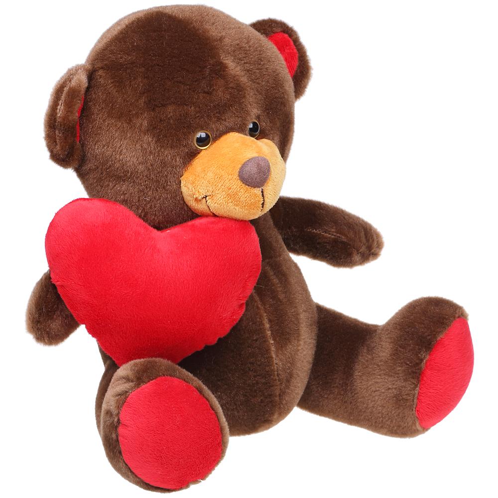 Говорящая игрушка «Мишка с сердцем»