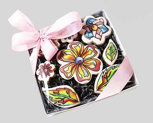Подарочное печенье «Для самой обаятельной»