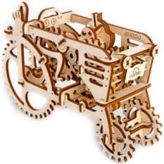 Механический 3D-конструктор Ugears «Трактор»