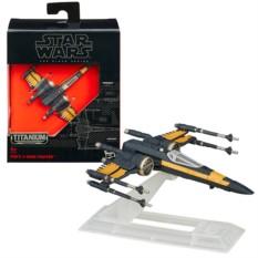 Игровой набор Коллекционный корабль Звездных Войн