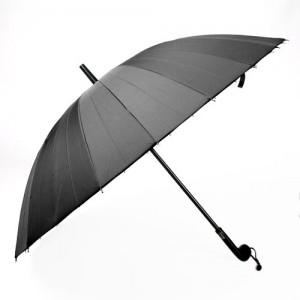 Зонт Гольф (черный)