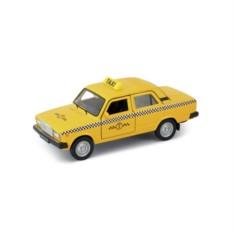 Инерционная машинка Welly 1:34-39 LADA 2107 Такси