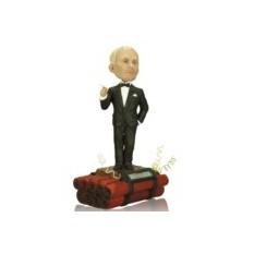 Статуэтка по фото для мужчины «Бонд. Джеймс Бонд»