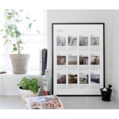 Календарь-постер с фотографиями