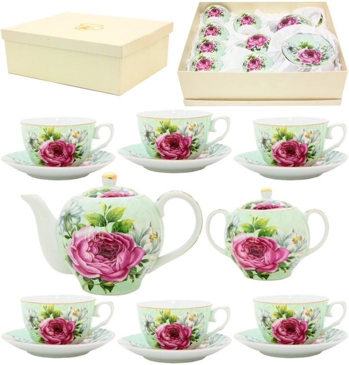 Чайный сервиз Цветущий луг