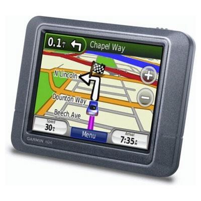 Автомобильный GPS навигатор Garmin nuvi 205